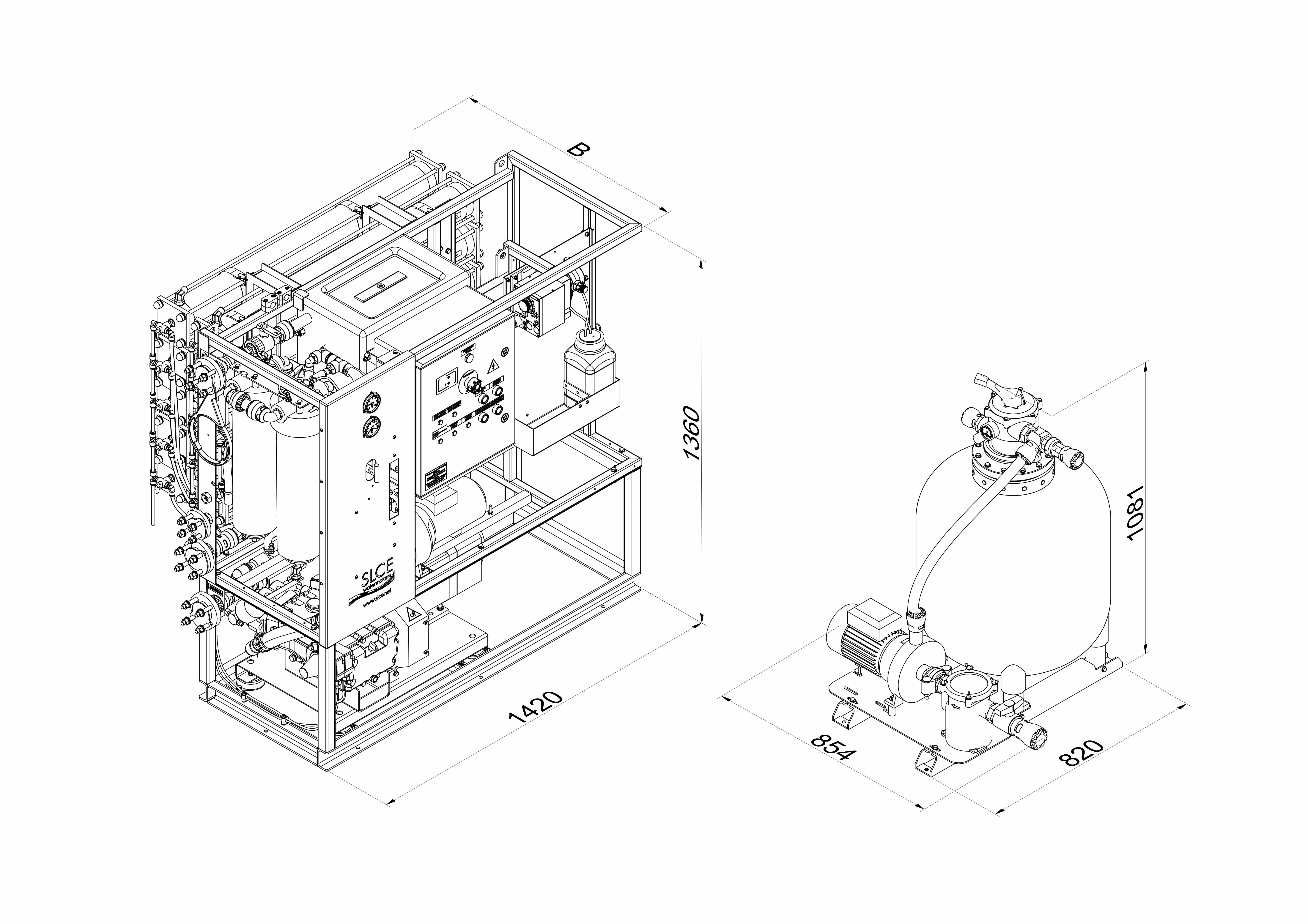slce-watermakers_sd23_encombrement